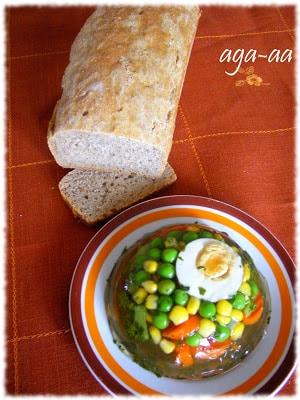 domowy chleb staropolski