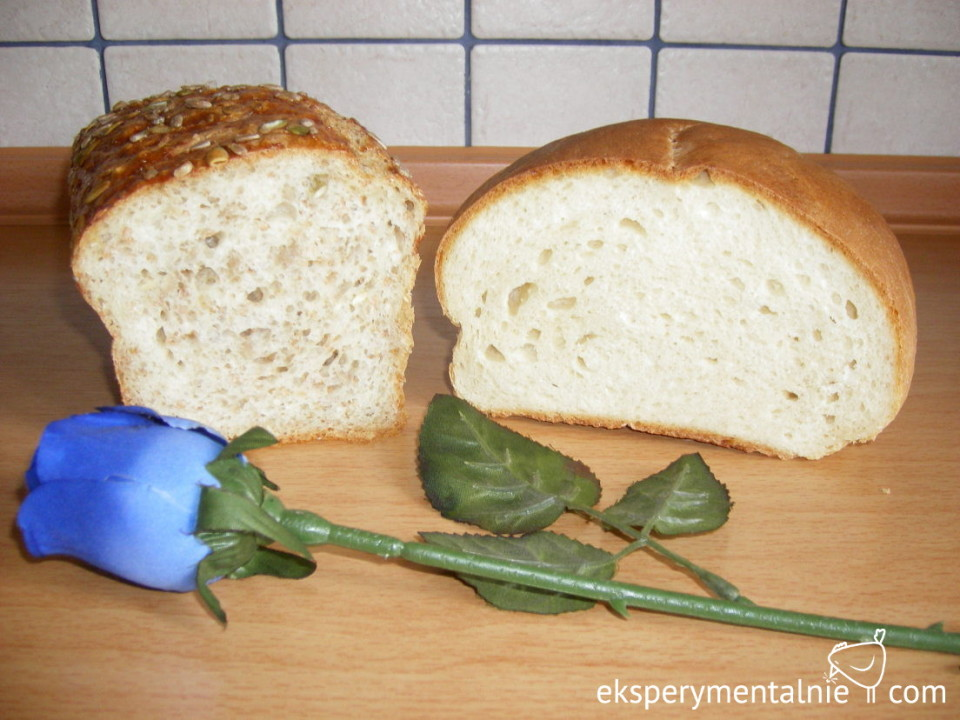 domowy chleb przepis