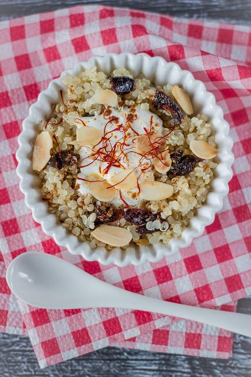 komosa ryżowa na słodko