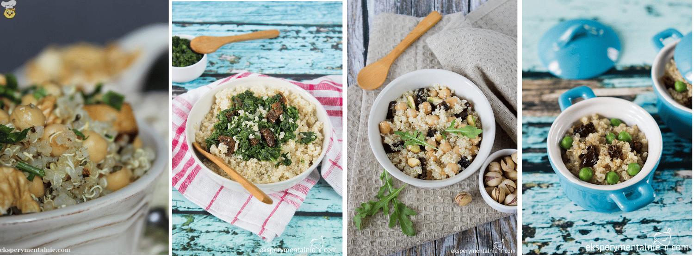 quinoa przepis