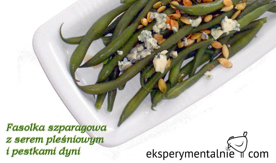 Fasolka szparagowa na obiad