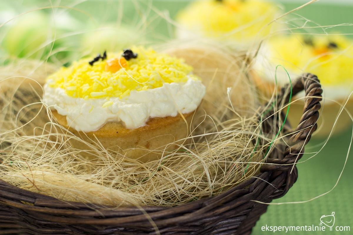 babeczki cytrynowe