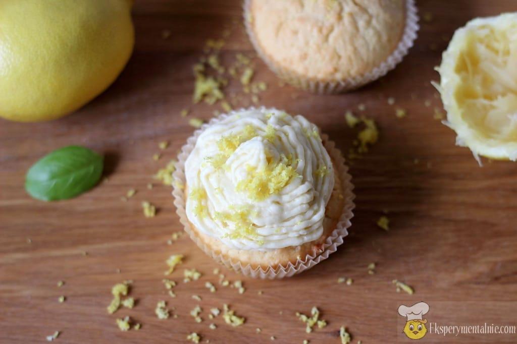 cupcakes kokosowo-cytrynowe