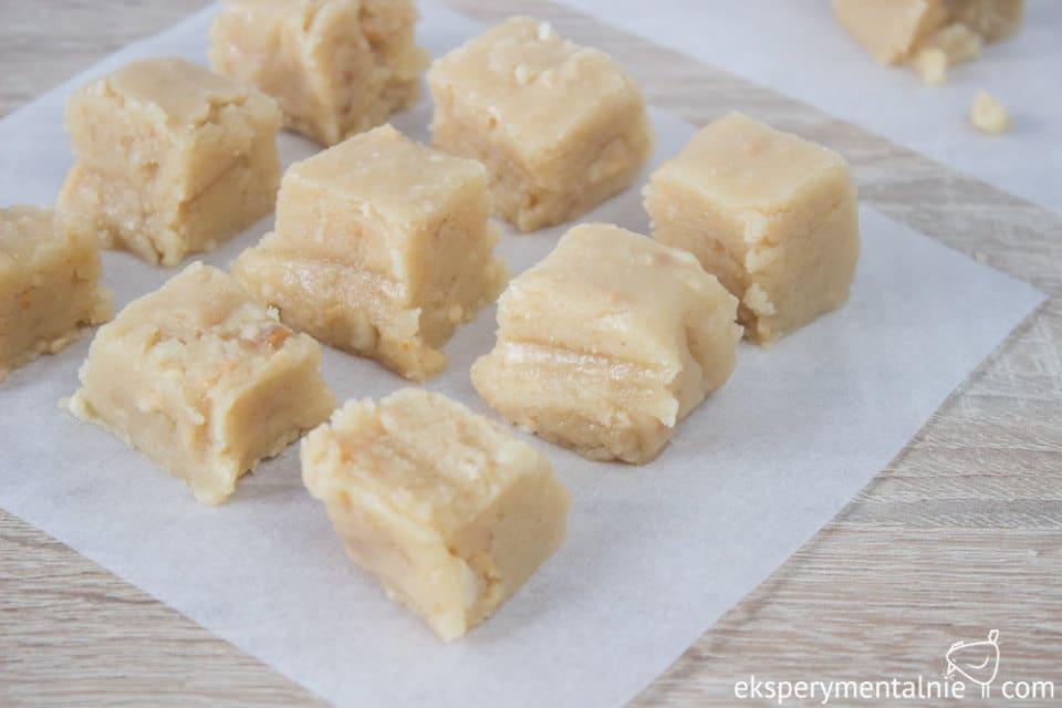 krówki z masłem orzechowym