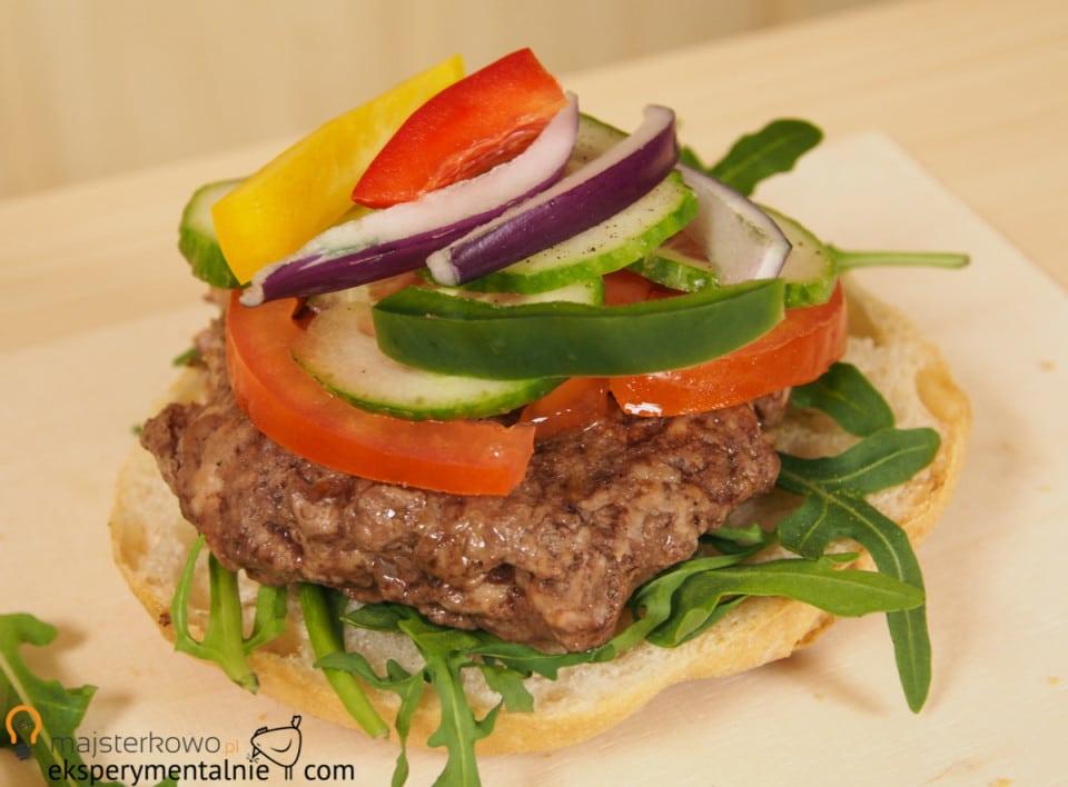 jak zrobić burgera