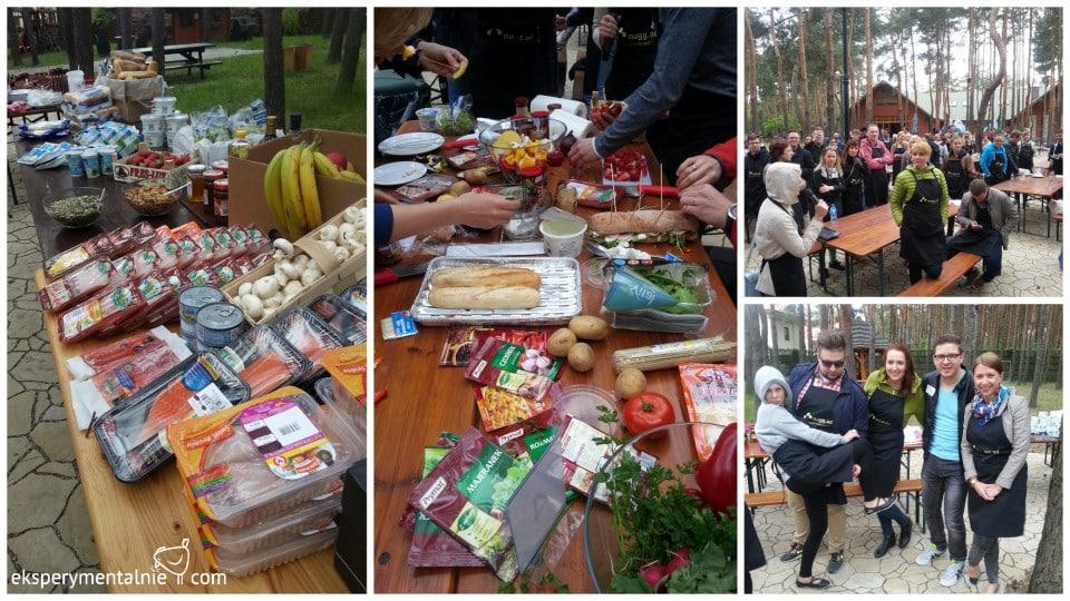 IAB camp wspólne gotowanie