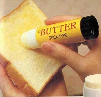 butter sticker