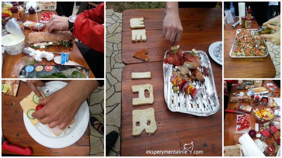 wspólne gotowanie na IAB