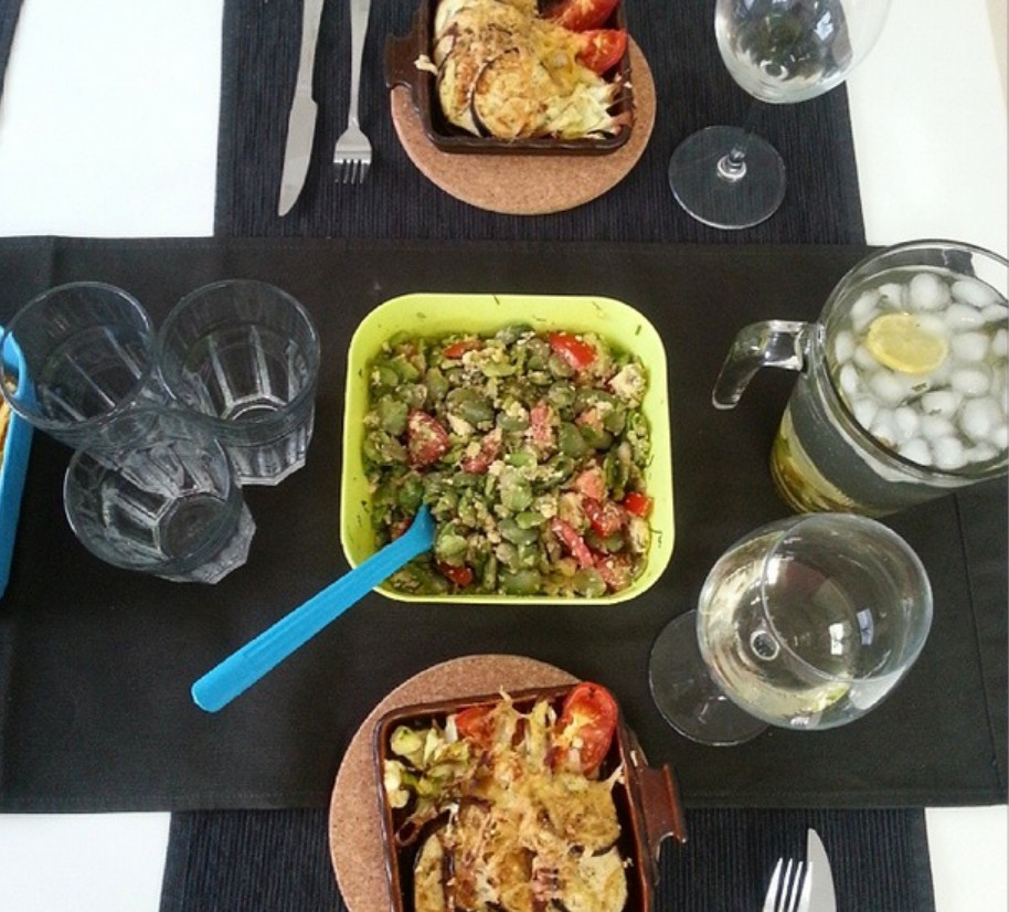 kolacja u patrycji