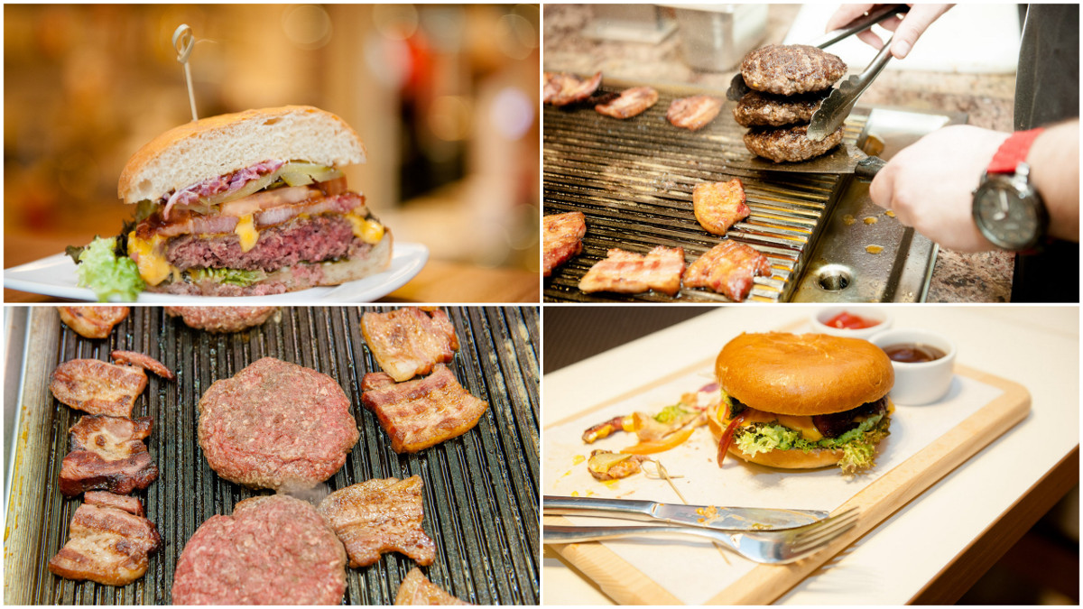 jak zrobić dobre burgery