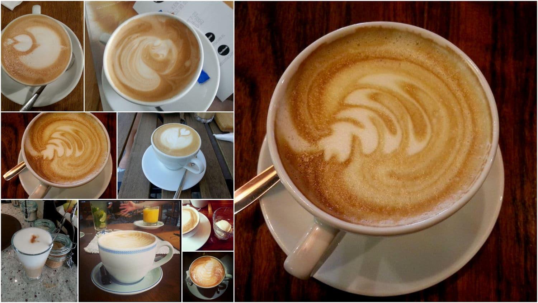 kawa w Warszawie