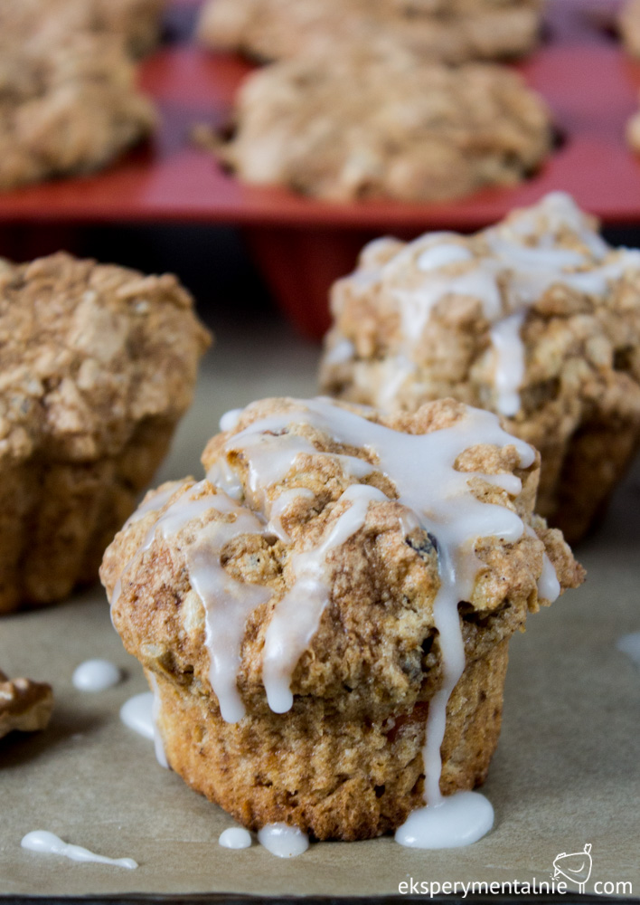 muffiny bezglutenowe korzenne