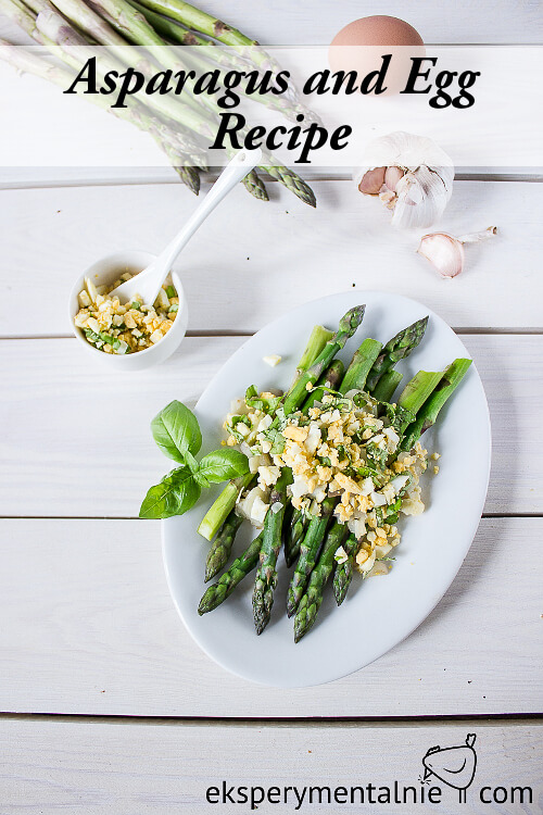 asparagus and egg recipe