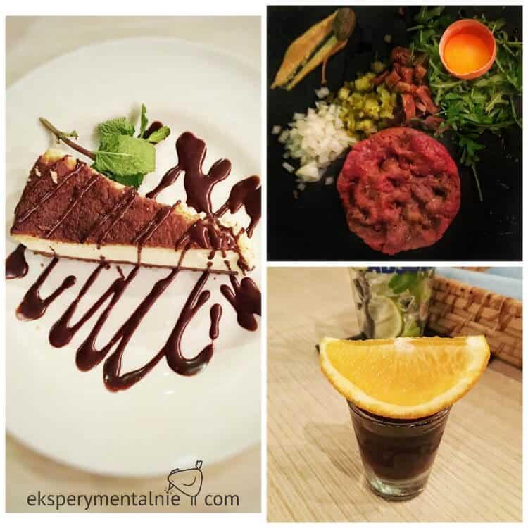 restauracja słoik jedzenie