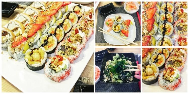 restauracja sushi na mokotowie