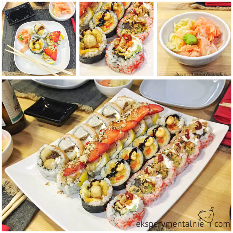 Sushi na Mokotowie