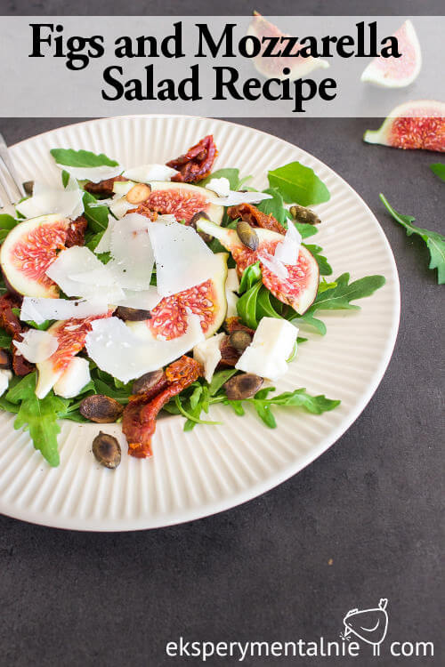 Figs and Mozzarella Salad