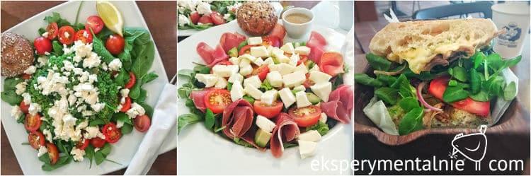 lunch w Warszawie