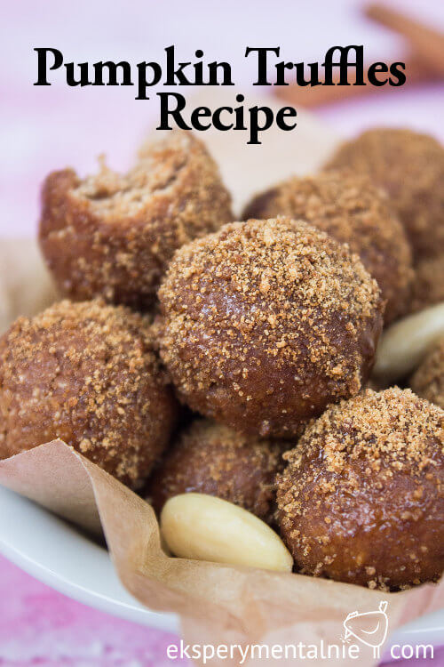 Pumpkin Truffles Recipe