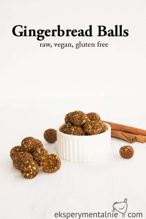 Gingerbread Balls