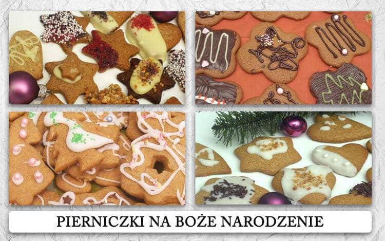 Pierniczki na święta Bożego Narodzenia