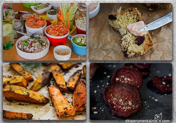 menu na wegańską imprezę 1