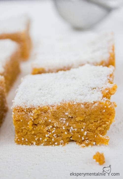 dynia na słodko - ciasto z dyni