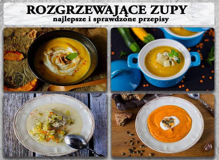 rozgrzewające zupy na zimę