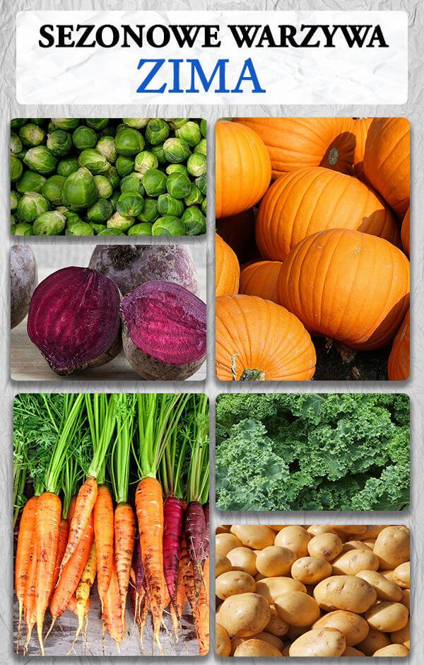 Zobacz przepisy na zimowe warzywa