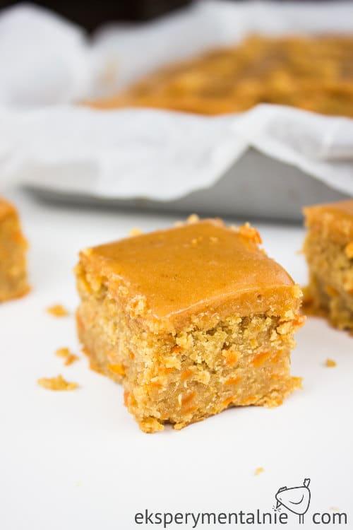 bezglutenowe ciasto marchwiowe
