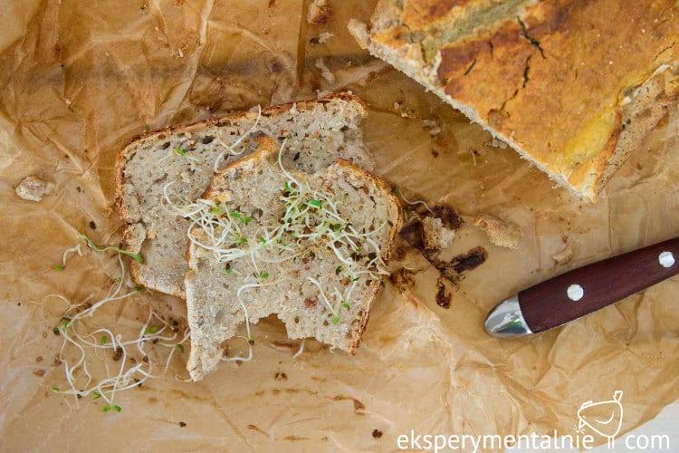 bezglutenowy chleb na zakwasie