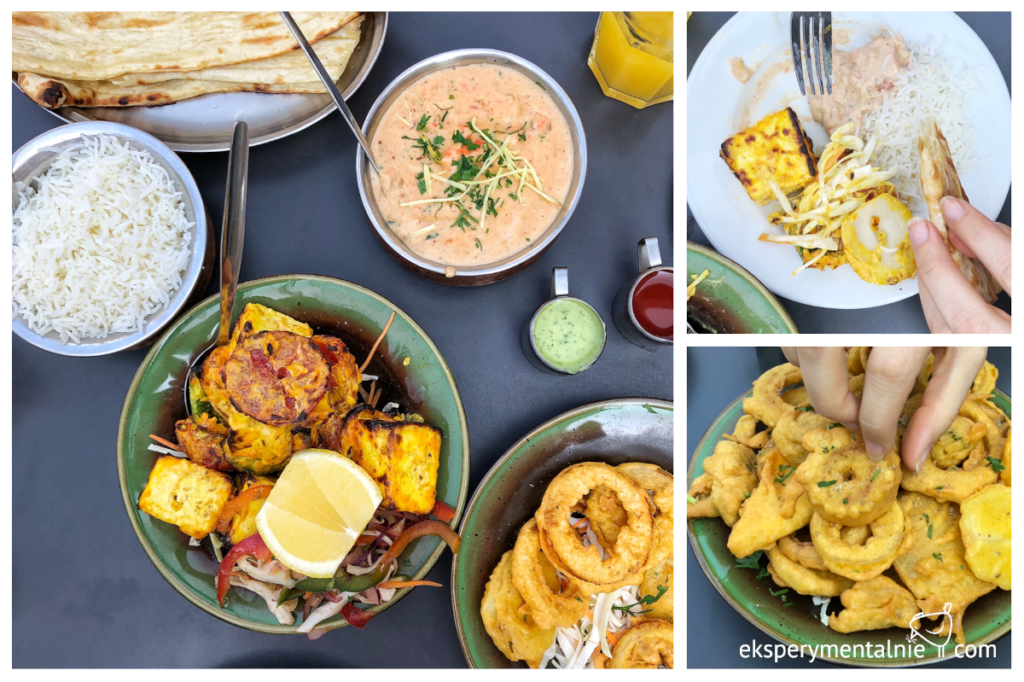mandala warszawa kuchnia indyjska